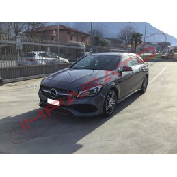 MERCEDES BENZ CLA SHOOTING...